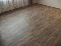 Pokládka PVC podlahy Gerflor celoplošným lepením