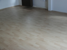 Pokládka PVC podlahy Gerflor - celoplošné lepení