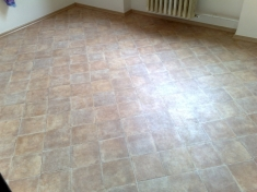 Pokládka PVC podlahy Gerflor lepením