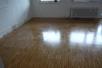 Průmyslová mozaika - dub - ukázka pokládky podlahy