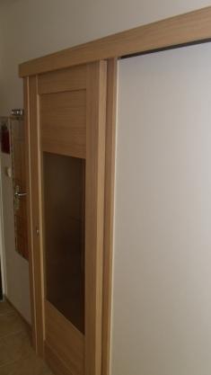 Dodání a montáž interierových dveří -  Verte Doors